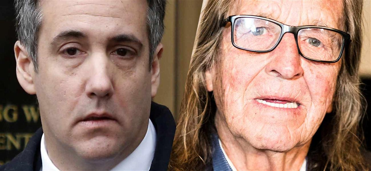 Michael Cohen Gets Prison Advice from Ex-Otisville Inmate 'Boston' George Jung