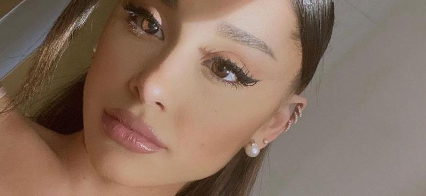 Ariana Grande Shows Off New PDA With Dalton Gomez!