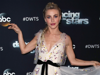 Julianne Hough Says 'DWTS' Cutting Artem Chigvintsev Was Not Personal
