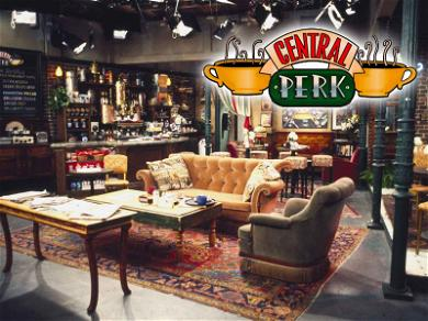 Central Perk Coffee Shops Are One Step Closer to Being a Reality
