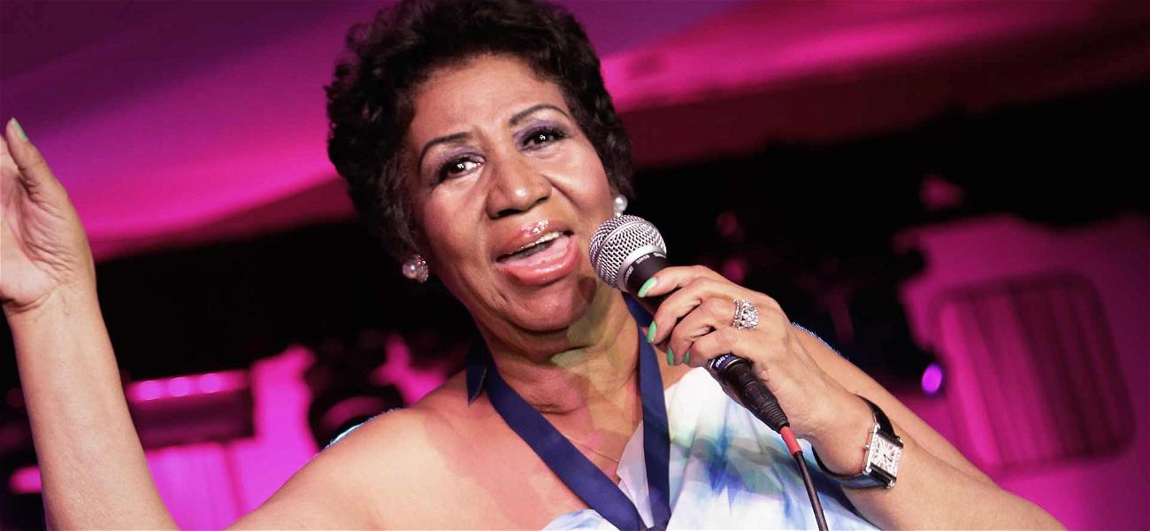 Aretha Franklin's Sons Fighting Each Other Over Control Of Singer's Estate