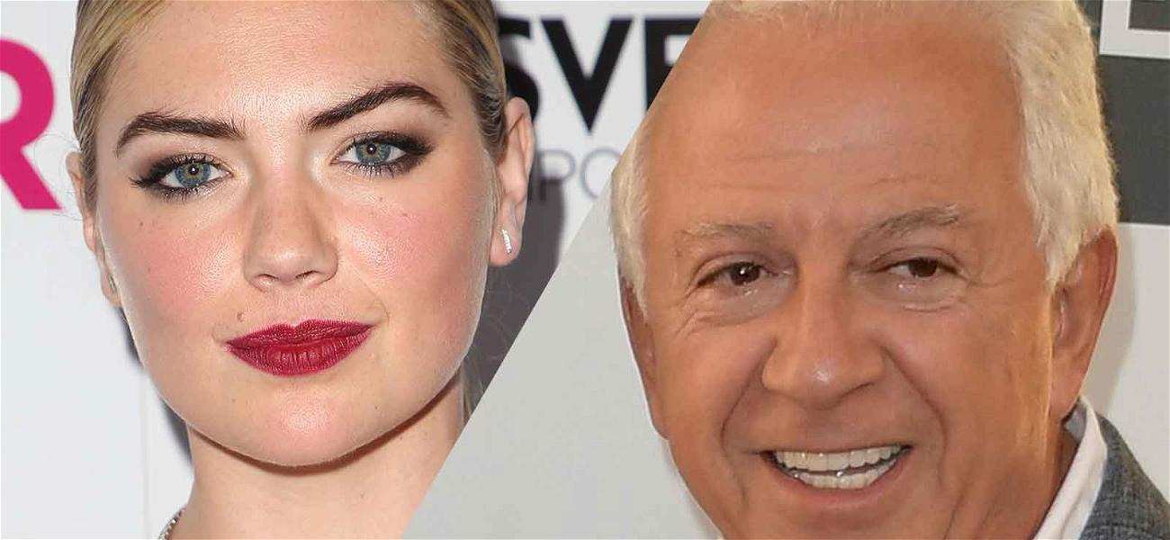 Kate Upton Accuses Guess Founder Paul Marciano of Sexual Misconduct