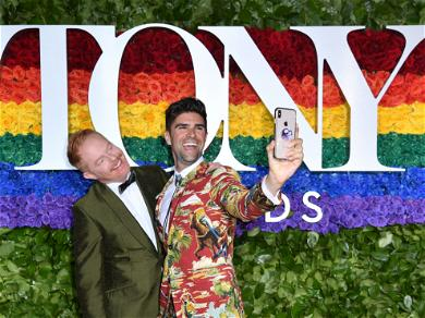 'Modern Family' Star Jesse Tyler Ferguson Reveals He And His Husband Are Expecting A Child