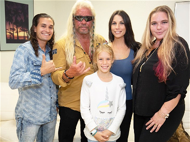 Duane 'Dog The Bounty Hunter' Chapman Says Never Give Up On Family, After Reuniting With His