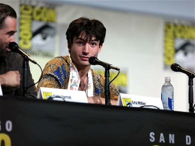 Twitter Has Been Unleashing On Actor Ezra Miller After Controversial Video Is Revealed