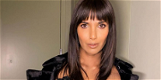 Padma Lakshmi Shows Off Busty Chest And Flat Abs In Hot Tracksuit