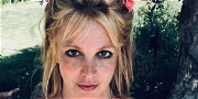 Britney Spears Keeps Her Friends Close, Anemones Closer