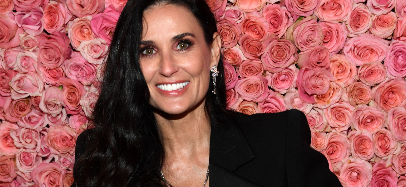 Demi Moore Wrote Memoir For Herself, Not To Please Ex-Husbands Or Critics