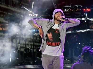 Eminem Was Interviewed By The Secret Service Over Lyrics That 'Threatened' Trump