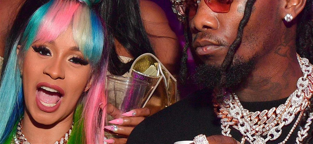 Cardi B and Offset Sued by Hotel Over Alleged N.Y.C. Beatdown
