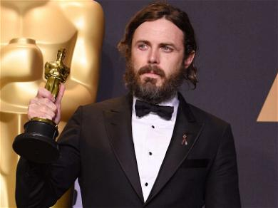 Casey Affleck Bails on Oscars, Won't Present Best Actress Award
