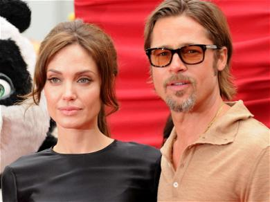 Angelina Jolie Gets New San Francisco Lawyer Because No One in L.A. Would Take the Case