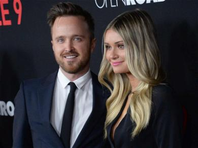 Aaron and Lauren Paul Welcome Baby Girl — See Her First Photos Here!