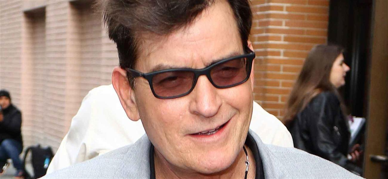 Charlie Sheen Has Racked Up a Major League Tax Debt, Owes Millions