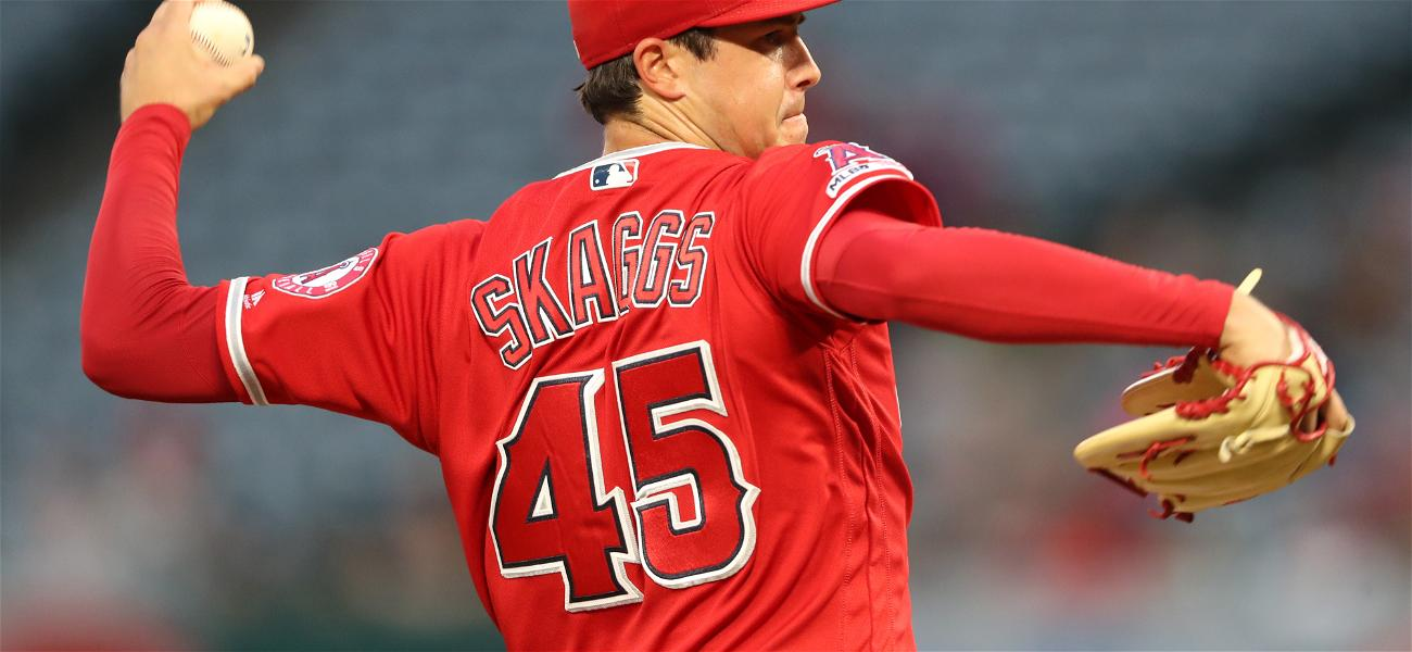 Tyler Skaggs' Homicide Investigation Targeting Suspect Connected To Angels Organization