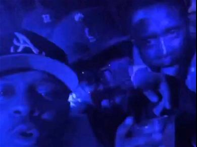 Bow Wow Parties With Jermaine Dupri and Diddy After Battery Arrest