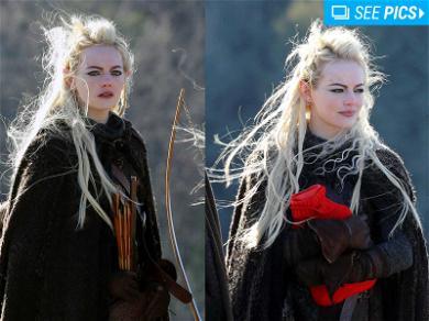 Orlando Bloom Trolls Emma Stone: You Elfed Up By Jacking My Style!