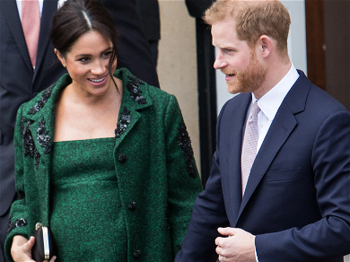 Meghan Markle Will NOT Attend Prince Harry's Grandfather's Funeral In England