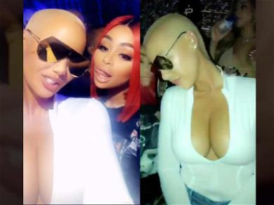 Amber Rose Back at Ace of Diamonds After Strip Club Battle Ends