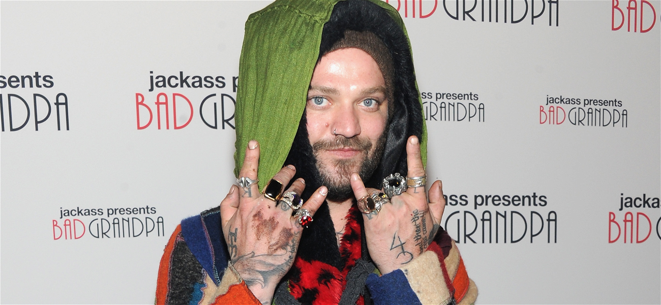 Bam Margera's Family & 'Jackass' Co-Stars Try to Help Star During Public Meltdown
