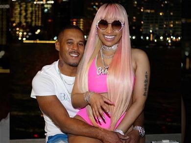 Nicki Minaj Rings in New Year With Same Old Controversial Boyfriend