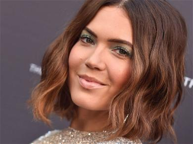 Mandy Moore Shares Sweaty Workout Post-Baby