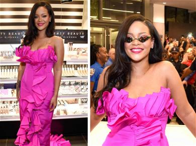 Rihanna May Be the Best Dressed Person to Ever Stroll Into a JCPenney
