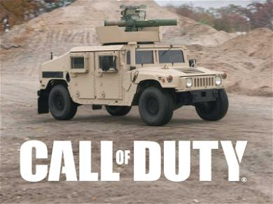 Activision Blizzard Accused of Jacking 'Call of Duty' Hummers, Lawsuit Deployed