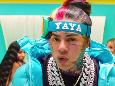 Tekashi 6ix9ine Named Most Viewed Rapper Of 2020
