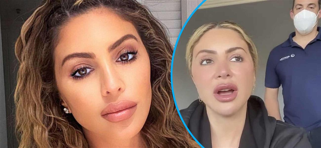 Larsa Pippen Says She's 'Sick Of Being Sick' And Takes Second Test