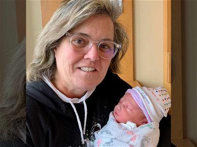 Rosie O'Donnell is a Grandma! Star Celebrates Birth of Baby Granddaughter