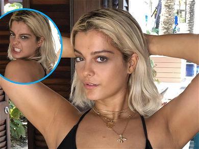 Bebe Rexha Shows Off Her Fierce Bikini Body Ahead Of New Year's