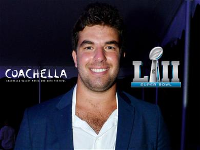 Billy McFarland Charged for Coachella & Super Bowl Scam While Awaiting Sentencing for Fyre Festival