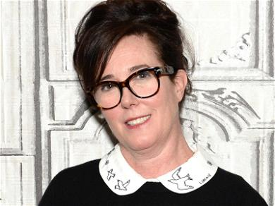Designer Kate Spade Found Dead in Manhattan Apartment, Suicide Suspected