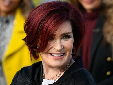 Out With the Red, In With the White: Sharon Osbourne Reveals New Hair Color