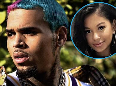 Chris Brown Tells Ammika Harris 'I Love You' While Confirming Relationship In Sweet Birthday Tribute