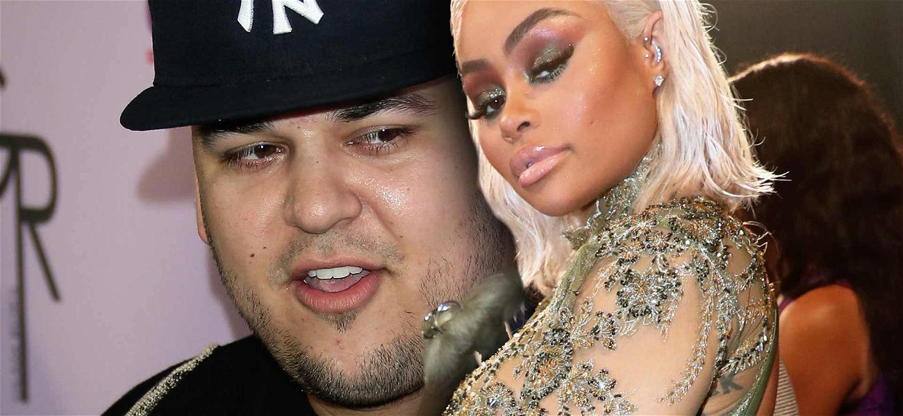 Blac Chyna's War With Rob Kardashian: She Ignored All His Private Texts Asking to Keep Daughter Dream Off TV Show