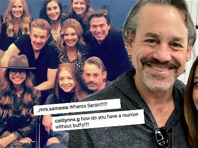 'Buffy The Vampire Slayer' Fans Baffled as Cast Reunites Without Sarah Michelle Gellar