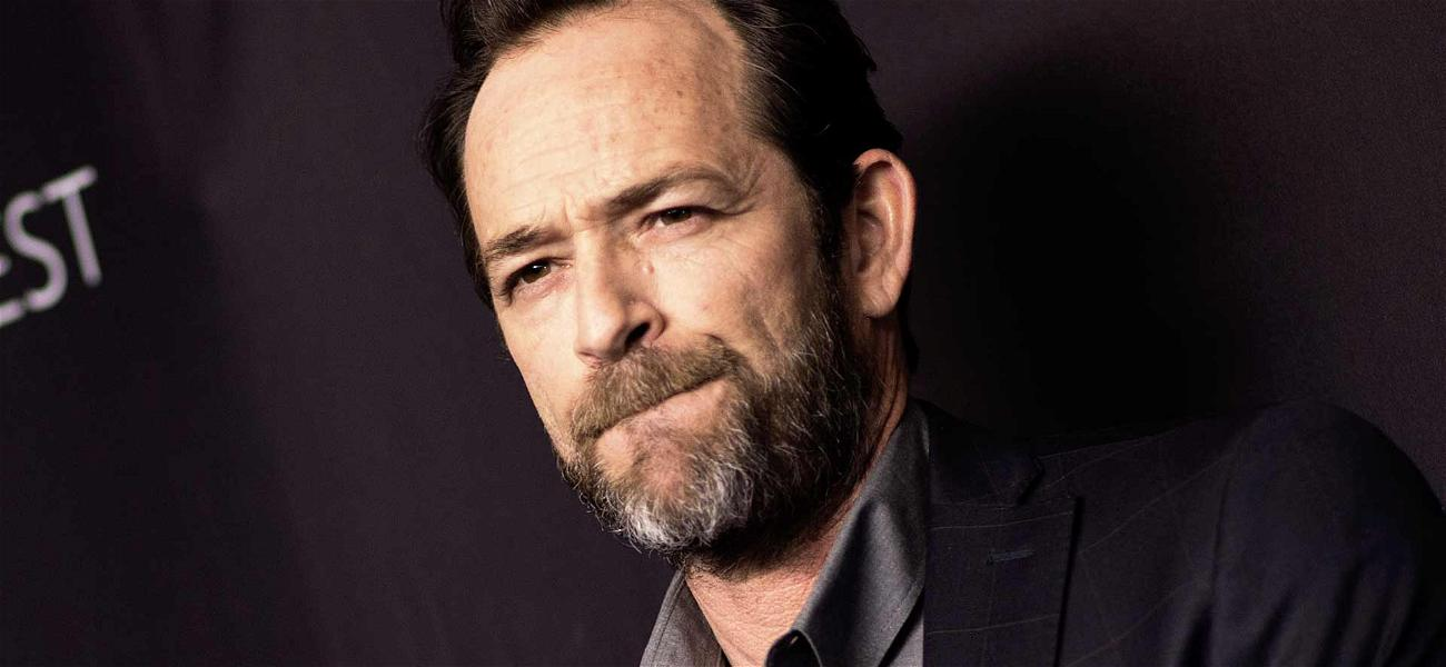 Luke Perry's Death Certificate Reveals Ischemic Stroke Led to His Death