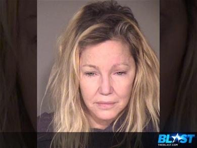 Heather Locklear Arrested for Attacking Cop and EMT, Officers Say She Was 'Heavily Intoxicated'