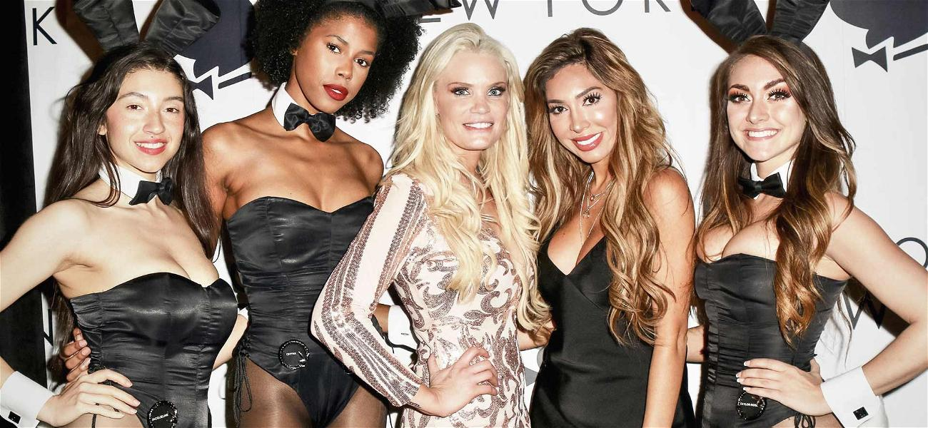 '90 Day Fiancé' Star Ashley Martson Parties with Farrah Abraham After Filing for Divorce