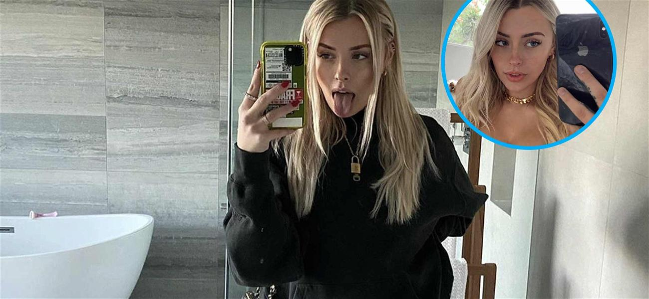 Video Game Streamer Corinna Kopf Demands Praise From Fans With Sultry Selfies: 'Simp 4 Me'