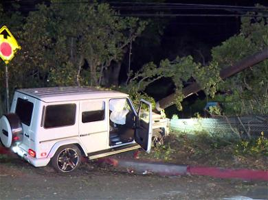 Netflix Stars Capture Aftermath of Mac Miller's Insane DUI Crash
