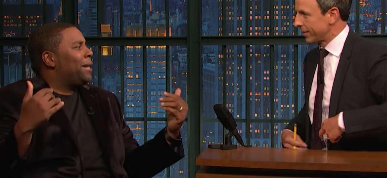 Kenan Thompson Says Kanye West Held 'SNL' Cast 'Hostage' During Trump Rant