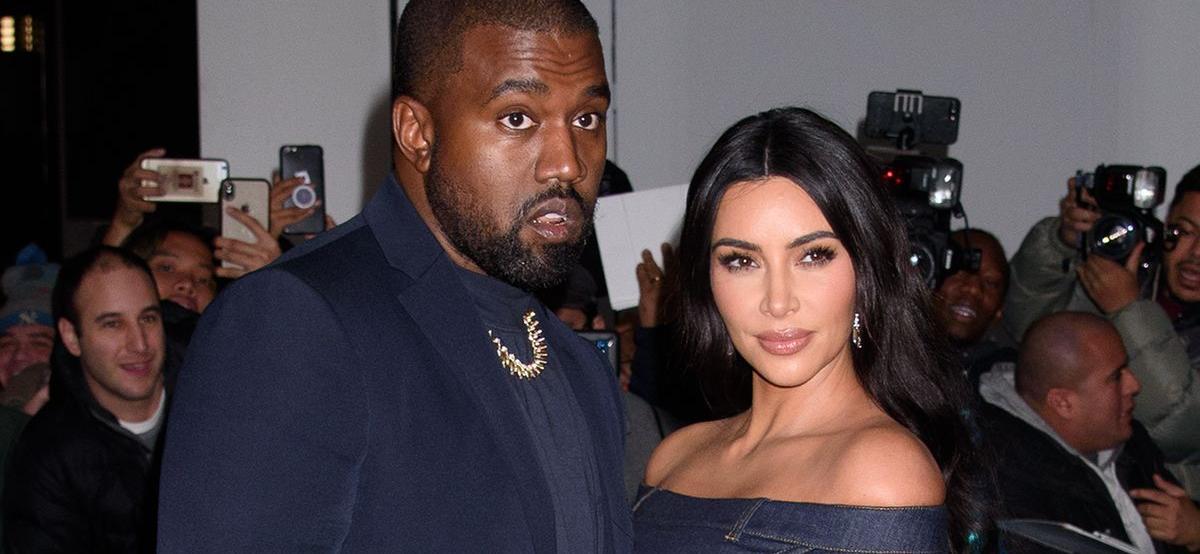 Kim KardashianAnd Kanye West Are Headed For DivorceCourt