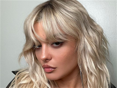 Bebe Rexha Shares Sweet V-Day Kiss With BF After Making Breakfast In Red Lingerie