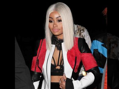 Blac Chyna Sued by Paparazzi Agency for Posting Photos of Herself