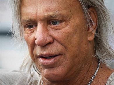 Mickey Rourke Ordered to Pay $32k to Ex-Landlord Over Unpaid Rent