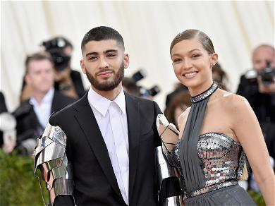 Zayn Malik & Gigi Hadid Are Back On The Lovers Train And Are About To Take Off