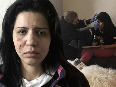 '90 Day Fiancé' Star Larissa Arrested After Bloody Fight with Husband Colt Johnson